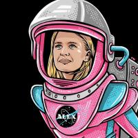 Alex the Astronaut
