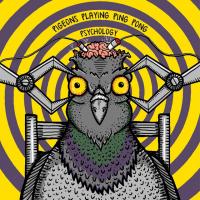 Pigeons Playing Ping Pong